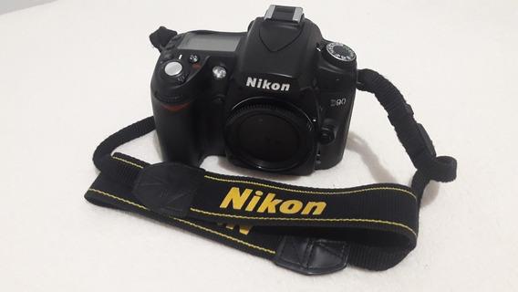 Nikon D90 12k Clicks