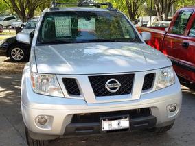 Nissan Frontier Pro-4x Crew Cab 4x2 At Credito Cambio