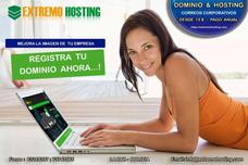 El Mejor Hosting En Bolivia, Obten Presencia En Internet Ya.