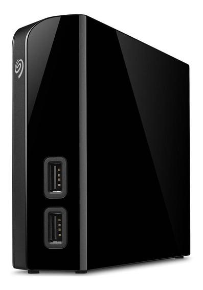 Hd Seagate Externo Backup Plus Hub Usb 3.0 8tb, Lacrado.