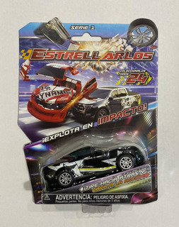 Autos Estrellarlos Explota En Impacto! 1300 Racing