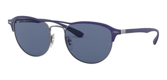 Lentes Ray-ban Rb3596 Azul