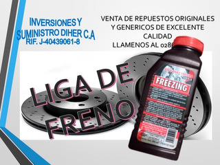 Liga De Freno Freezing Dot 3 290 Cm3