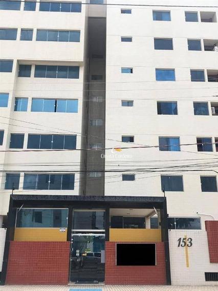 Apartamento Com 3 Dormitórios À Venda, 160 M² Por R$ 600.000 - Intermares - Cabedelo/pb - Ap2495