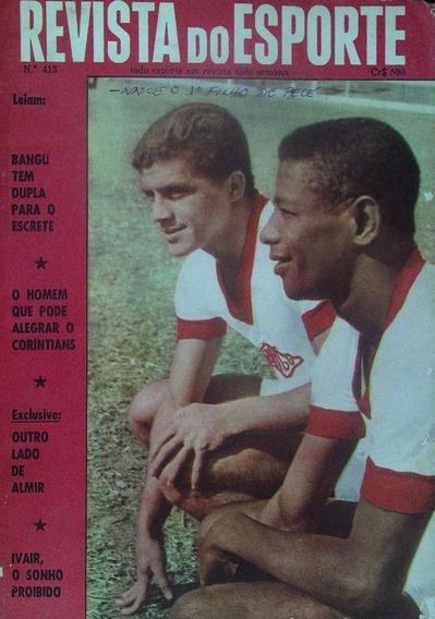 Revista Do Esporte Nº 413 - 4 De Fevereiro De 1967