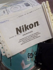 Camera Nikon 1 J2 (superior A J1) Mirrorless Kit Na Caixa