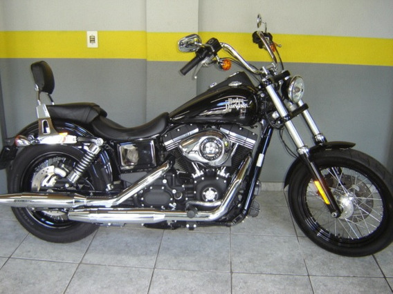 Harley Davidson Street Bob 2016