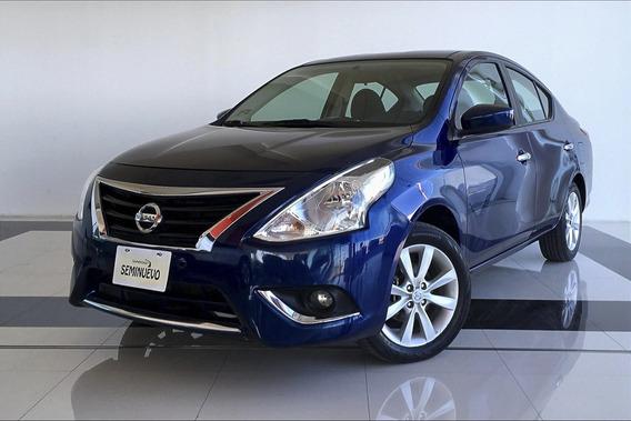 Nissan Versa 2018