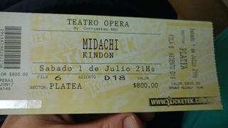 Entrada Midachi 2017