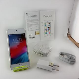 iPhone 5s Completo Usado Na Vitrine Sem Biometria