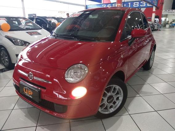 Fiat 500 1.4 Cult Flex 3p 2014