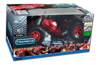 Vehículo Todo Terreno Trepador Rock Rover