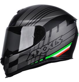 Capacete Axxis Italy Fosco - Marca Mt Ls2/pells/ebf/texx