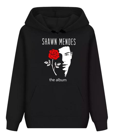 Moletom Canguru Shawn Mendes The Album New Tumblr Top