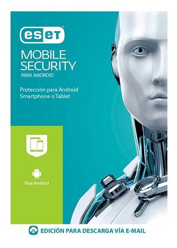 Imagen 1 de 1 de Eset Mobile Security Android 1 Dispositivo 1 Año - Digital