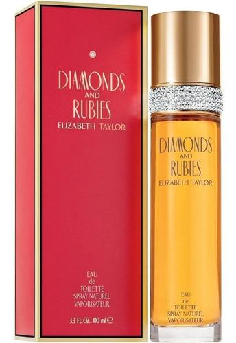 Perfume Elizabeth Taylor Diamonds And R - mL a $162