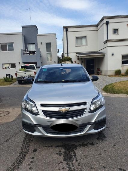 Chevrolet Agile 1.4 Ls 2015 + Pack Electrico