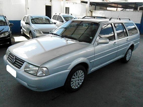 Volkswagen Santana Quantum 2.0 I Prata 8v Gasolina 4p 2001