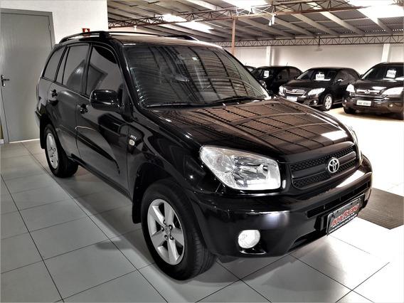 Toyota Rav4 4x4 2.0 Automática Placa I Couro Roda