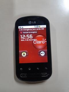 Celular Samsung Optimus Android Operadora Claro P350f Usado