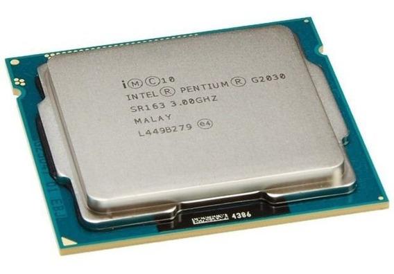 Processador Intel® Pentium® G2030 - 3.0 Ghz Soquete Lga 1155