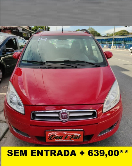 Fiat Idea 1.4 Attractive Flex 5p Completo 2º Dono
