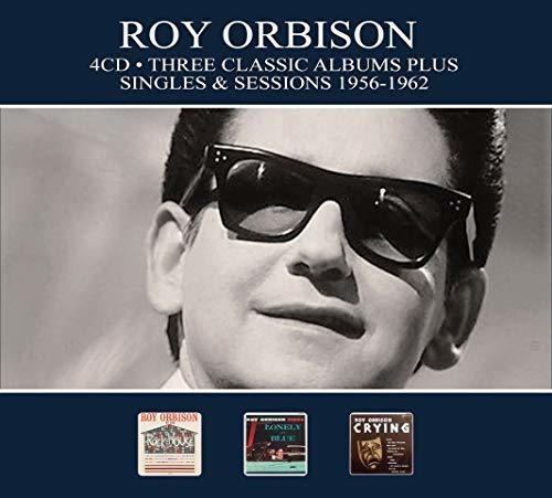 Cd : Roy Orbison - Three Classic Albums Plus Singles &...