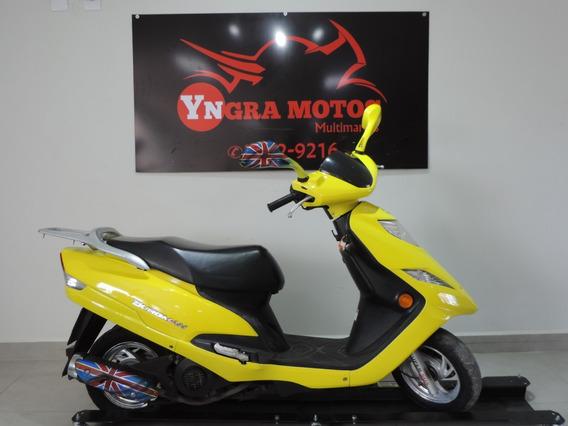 Suzuki Burgman 125i 2015