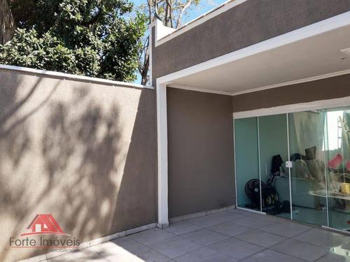 Casa Duplex C/ 2 Suítes No Bairro Silvestre - Ca0548