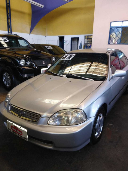 Honda Civic 1998 1.6 Ex 16v Gasolina 4p Manual