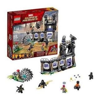 Lego Marvel Super Heroes Avengers: Infinity War Corvus