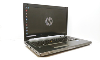 Laptop Core I7 3ra Generacion Workstation Hp Elitebook 8770w