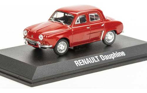 Miniatura Renault Dauphine Boutique Renault