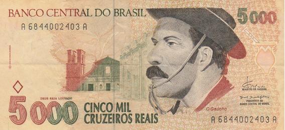 C 239 5 Mil Cruzeiros Do Gaucho