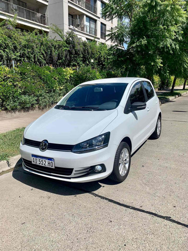 Volkswagen Fox 2019 1.6 Connect
