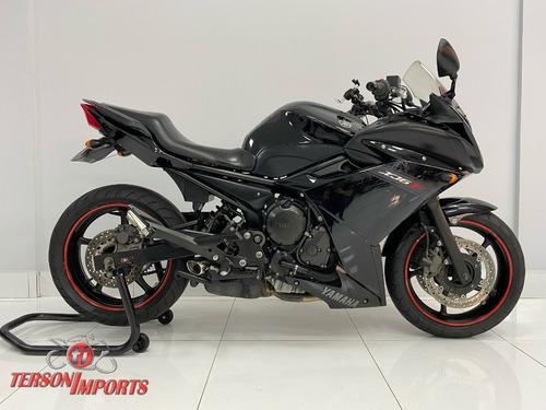 Imagem 1 de 9 de Yamaha Xj6 F 2012 Preta