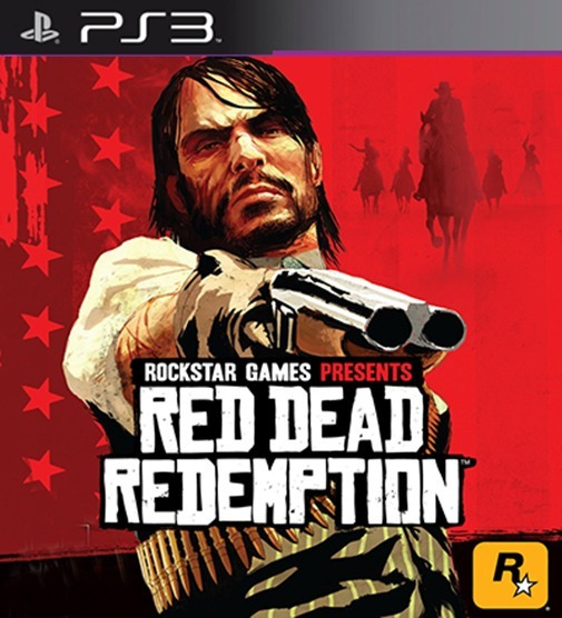Red Dead Redemption Ps3 Midia Digital