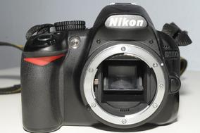 Nikon D3100 - Menos De 21 Mil Cliques!!! Corpo!!