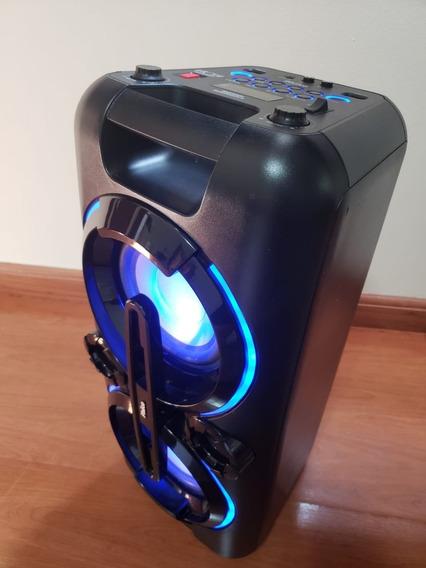 Caixa De Som Philco Bateria Usb Bluetooth 150w