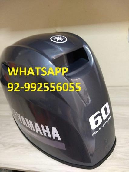 Capo Para Motor Yamaha 60f 4t Novo Paralelo