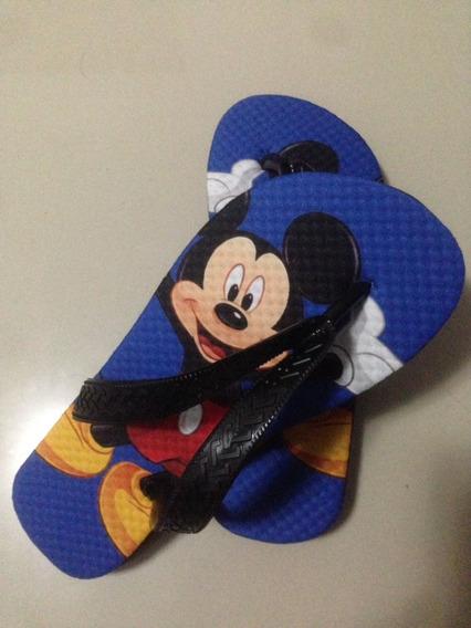 Chinelo Infantil Menino Mickey