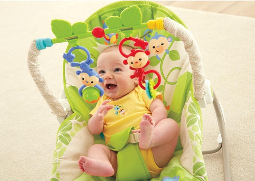 Silla Mecedora Vibradora De Bebe