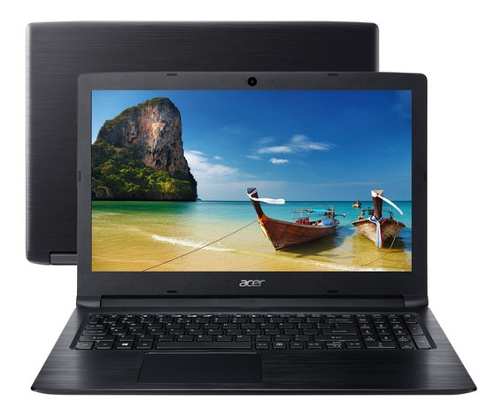 Notebook Acer Intel Core I3 8º Ger 4gb 240gb Ssd