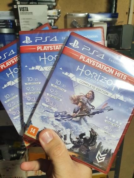 Game Horizon Zero Dawn Complete Edition Ps4 Midia Fisica