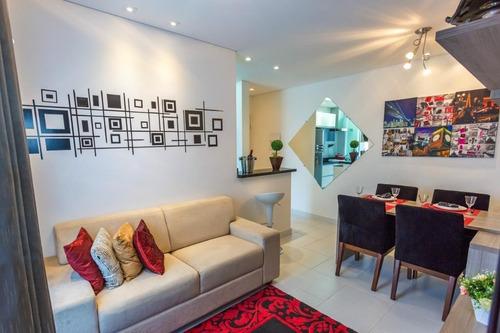 Imagem 1 de 24 de Apartamento Com 2 Dormitórios À Venda, 53 M² Por R$ 295.000,00 - Santa Terezinha - São Bernardo Do Campo/sp - Ap2867