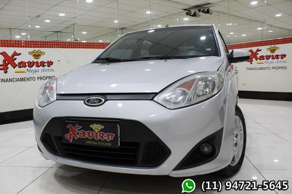 Fiesta Rocam 1.6 8v Hb Prata 2014 Financiamento Próprio 2685