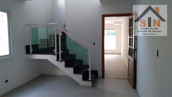 Sobrado Com 3 Dormitórios À Venda, 118 M² Por R$ 559.000 - Vila Flórida - Guarulhos/sp - So0040