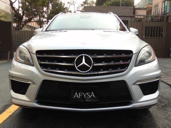 Mercedes Benz Ml63 2013 Blindada Nivel 3+ Blindaje Blindados
