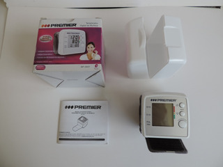 Tensiometro Digital Muñeca Premier No Infla Reparar/repuesto