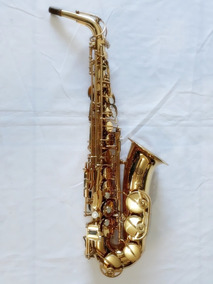 Sax Alto Júpiter Jas-567 (moderno) Mib Laqueado Excelente